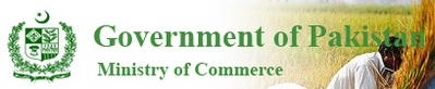 Government of Pakistan Ministry of Commerce